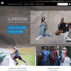 Réductions et promotions chez adidas