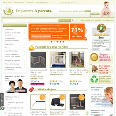 code promo bambino world r duction bambino world. Black Bedroom Furniture Sets. Home Design Ideas