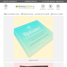 Réductions et promotions chez Bonny Prints