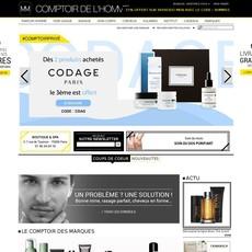 Code promo comptoir de l 39 homme r duction comptoir de l 39 homme - Code promo comptoir sante ...