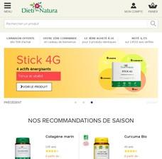 Réductions et promotions chez Dieti Natura