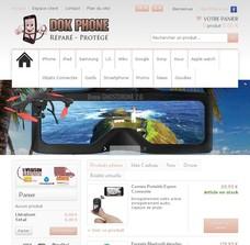code promo dok phone r duction dok phone. Black Bedroom Furniture Sets. Home Design Ideas