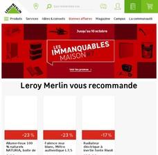 Code Promo Leroy Merlin R Duction Leroy Merlin