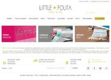 economisez code promo little fouta 2018 20 de r duction. Black Bedroom Furniture Sets. Home Design Ideas