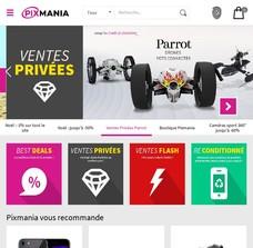 Réductions et promotions chez Pixmania