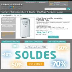code promo sanitaire distribution r duction sanitaire distribution. Black Bedroom Furniture Sets. Home Design Ideas