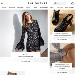Trending Now: 22 Coupons, Promo Codes, & Deals at THE OUTNET + Earn 6% Cash Back With Giving Assistant. Save Money With % Top Verified Coupons & Support Good Causes Automatically.