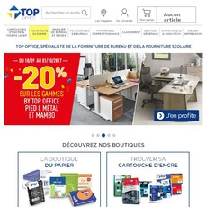 Réductions et promotions chez Top Office